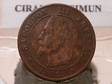 CIRA(31)(15) - 2 CENTIMES - NAPOLEON III - 1862 A - RECHERCHEE & QUALITE TTB !
