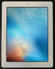 Apple iPad 3rd Generation Model A1416 White 32GB + Targus Case, Original Charger