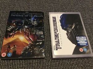 Transformers DVDs x 2 - Revenge Of The Fallen / Transformers Special Edition