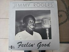 JIMMY ROGERS   FEELIN GOOD   LP USA ORIGINAL MURRAY  RARE   VG+  VG