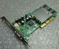 Original 128MB Leadtek Winfast LR2967 A340 T PCIe-x16 Dual VGA Graphics Card