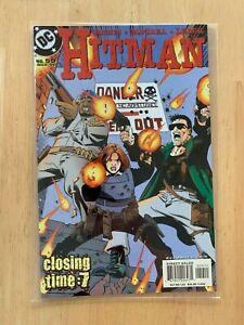Hitman 59 Closing Time: 7 High Grade Comic Book ML7 – 121