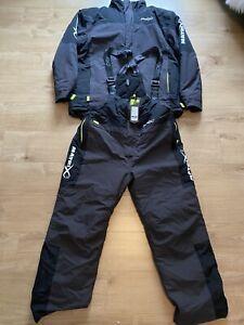 Matrix Thermal Suit Size XXXL Brand New Fishing Clothing Jacket Bib And Brace