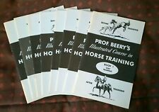 Prof. Beery's Illustrated Course in Horse Training
