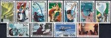 Postfrische Briefmarken aus Australien, Ozeanien & der Antarktis mit Pinguin-Motiv