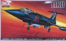 "BEN HOBBY 1/100 F104J Starfighter ""EIKO"" (RARE) - BEN-A27"