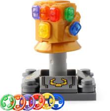 Infinity Gauntlet (24Pcs Power Stones) - Marvel Lego moc Minifigure