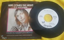 Nick Gilder – Here Comes The Night ~ Promo ~ (M-)