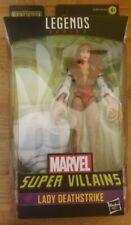 Marvel Legends Super Villains Lady Deathstrike BAF Xemnu 6-Inch Action Figure