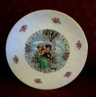 "ROYAL DOULTON 1980 VALENTINES DAY 8.5"" COLLECTOR BONE CHINA PLATE~EX COND~NO BOX"