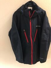 Columbia Men's Antimony IV Jacket Insulated XL Navy Blue/Red