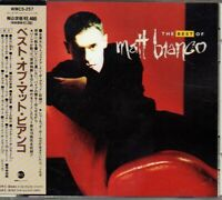 The Best of Matt Bianco JAPAN CD with OBI WMC5-257