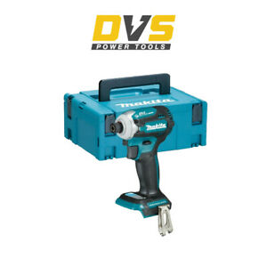Makita DTD171Z 18V Li-ion Cordless Brushless 4-Stage Impact Driver 1/4 Makpac