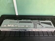 Tokyo Marui Colt M16A1  spring piston airsoft replica made in Japan