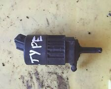 JAGUAR X TYPE 2002 WASHER PUMP