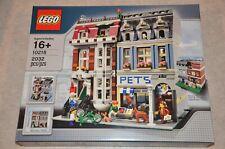 LEGO 10218 Pet Shop Modular Building NIB OOP