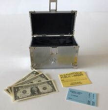 American Girl Doll of Today 1998 Accessories Lunch Box Purse Money Library Card