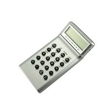 Tip-touch Calculator/time - Silver. Lot of 100 for $1.00 each.