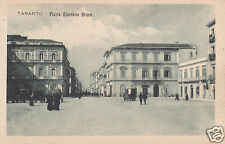 Taranto Piazza Giordano Bruno f.p.