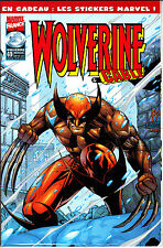WOLVERINE   N°69   MARVEL  FRANCE (avec stickers)