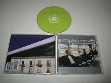 Simple Minds/Neapolis (Chrysalis/7243 4 93712 2 4) CD Album