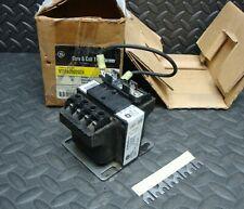 NEW General Electric 9T58K2802G24 Transformer 0.050 Kva 1 PH 240x480 120x240 GE