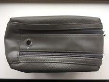 Emirates First Class Bulgari Leather Mens Amenity Kit Wash Bag