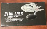 Star Trek Discovery USS Europa NCC-1648 Discovery Nimitz-class #5 Eaglemoss