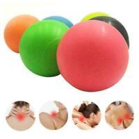 1× TPE Fitness Lacrosse Ball Entlastung für Gymnastik Trigger Point Massage M9H8