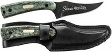 """Schrade Old Timer Sharpfinger Knife 3.2"""" Carbon Stainless Blade Synthetic Handle"""