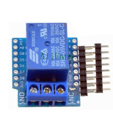 Relay Shield for Arduino WeMos D1 Mini ESP8266 Development Board