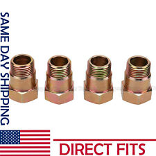 Universal 02 O2 Oxygen Sensor Test Pipe Extension Spacer Extender Adapter (4)