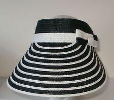 Visor Straw Hats for Women