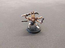 D&D Dungeons & Dragons Miniatures Angelfire Thri-Kreen Barbarian #26