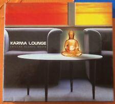 Karma Lounge: Chilled Global Beats 2XCd Box 2001 Echo – ECHCD 39 NM
