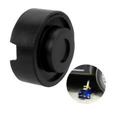 2804 Rubber Pad Car Vehicle Frame Rail Floor Jack Guard Adapter Tool Black Unive