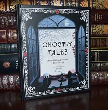 Ghostly Tales Victorian Age Doyle Stevenson Dickens Illustrated New Hardcover