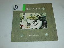 "Willy DeVille-Bonjour mon amant - 1990 RARE FRENCH 2-track 7"" vinyl single"