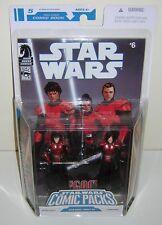 Star Wars Legacy #6 Comic Pack Antares Draco & Ganner Krieg  RARE !