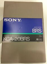 SONY KCA- 20 BRS - U-Matic Cassette - 129m