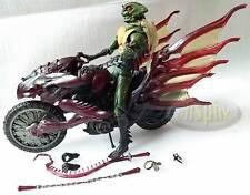 toei hero SIC Super Imaginative Chogokin Masked Kamen Rider Amazon & Jungler