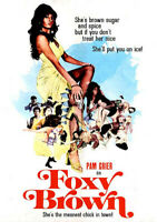 Foxy Brown [New DVD]