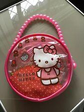 Hello Kitty Bag & Hair Slides