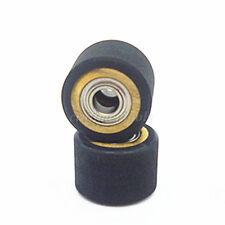 Pinch Roller Paper Pressing Wheel For Roland Vinyl Plotter Cutter 4x10x14mm New