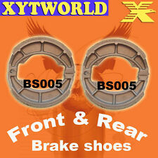 FRONT Brake Shoes for Suzuki RM 250 A/B/C 1976-1978