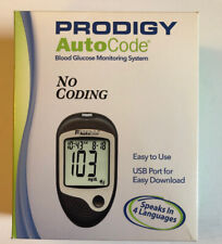 Prodigy AutoCode Talking Blood Glucose Monitoring System (A)