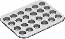 Kitchen Craft Non Stick 24 Mini Hole Canape Tart Tartlet Baking Sheet Tray