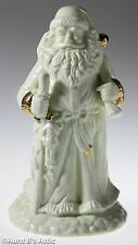 Santa Claus Collectible Ceramic Musical Christmas Figurine