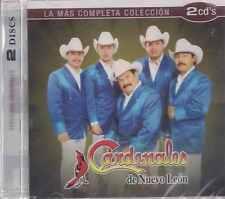 CD - Cardenales De Nuevo Leon NEW La Mas Completa Coleccion 2 CD's FAST SHIPPING