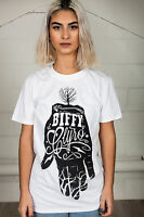 Official Biffy Clyro Hand Unisex T-Shirt Puzzles Opposites Infinity Land Pieces
